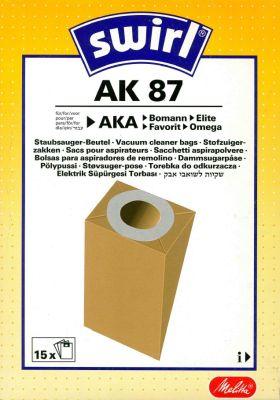 20  Staubsaugerbeutel  geeignet für AKA HSS 09//1