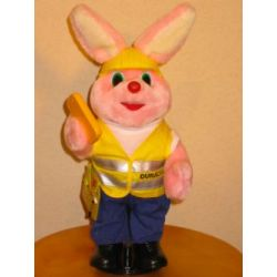 Duracell Duracell Electrician Bunny - Elektriker Hase