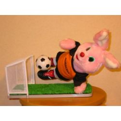 Duracell Duracell Football Bunny - Fußball Hase