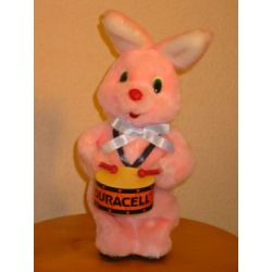 Duracell Drumming Bunny - Trommler Hase (ohne Funktion)