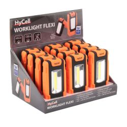 HyCell COB LED Worklight Flexi, lose