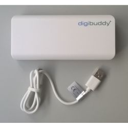 digibuddy Powerbank 11.000mAh, Box